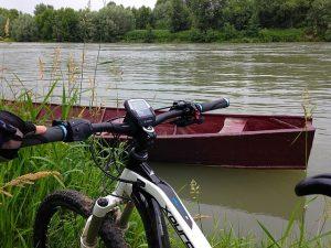 wycieczka rowerem elektrycznym